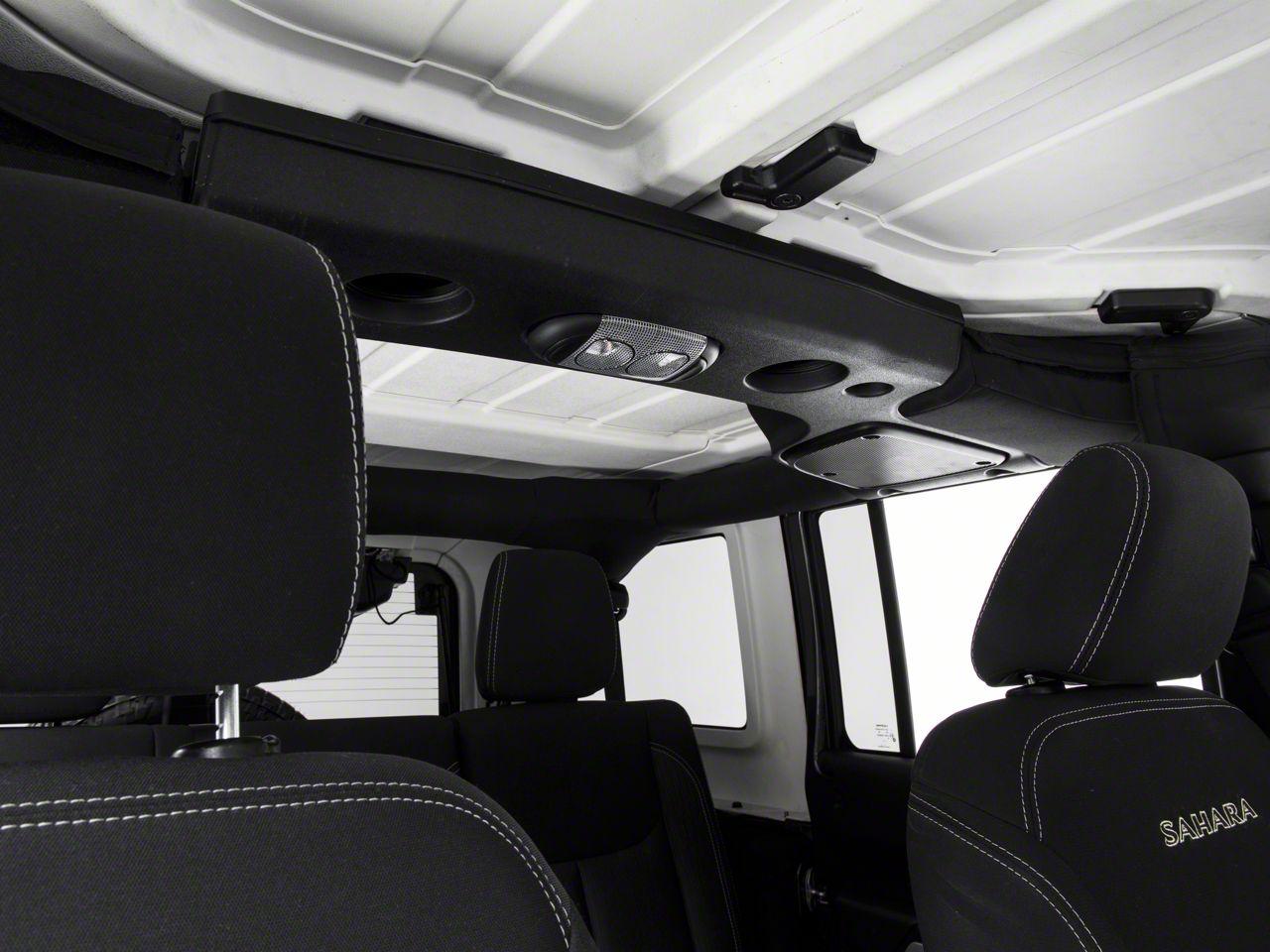 LED Dome Light - White (11-18 Jeep Wrangler JK 4 Door)