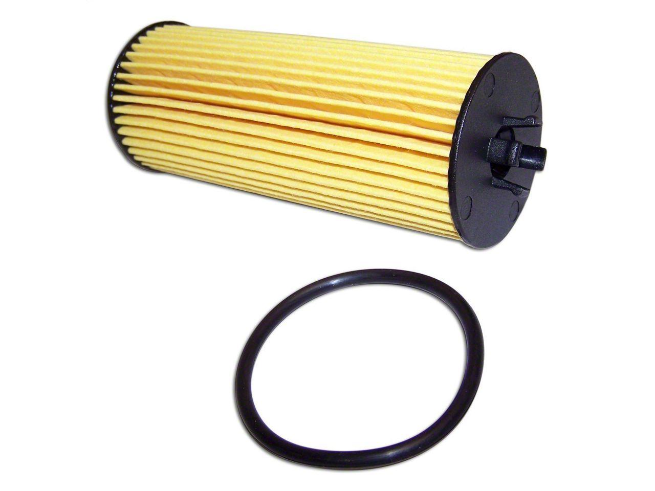 Omix-ADA Oil Filter (12-13 3.6L Jeep Wrangler JK)