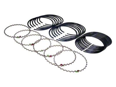 Crown Automotive Oversized Piston Ring Set - 0.020 (97-06 4.0L Jeep Wrangler TJ)