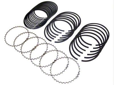Crown Automotive Oversized Piston Ring Set - 0.030 (97-06 4.0L Jeep Wrangler TJ)