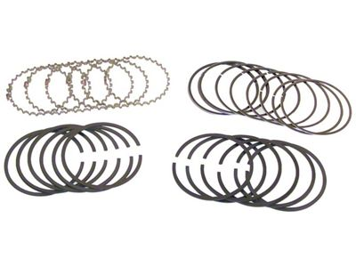 Crown Automotive Piston Ring Set (91-95 4.0L Jeep Wrangler YJ)