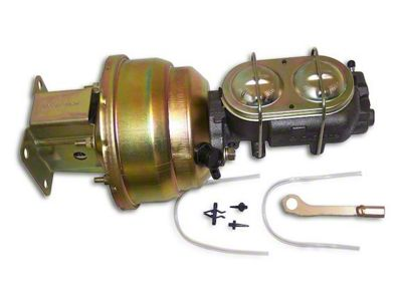 Power Brake Booster Conversion Kit (87-90 Jeep Wrangler YJ w/o ABS)