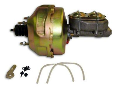 RT Off-Road Power Brake Booster Conversion Kit (97-06 Jeep Wrangler TJ w/o ABS)