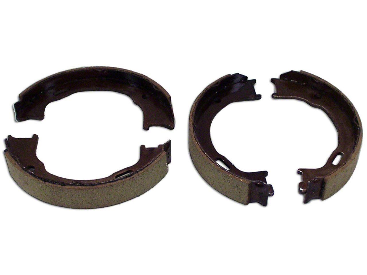 Omix-ADA Rear Brake Shoe & Lining Set (03-06 Jeep Wrangler TJ)