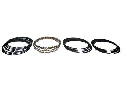 Crown Automotive Standard Piston Ring Set (97-02 2.5L Jeep Wrangler TJ)