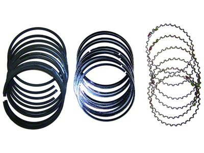 Omix-ADA Standard Piston Ring Set (97-06 4.0L Jeep Wrangler TJ)