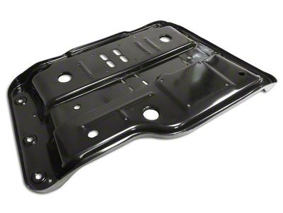 Crown Automotive Transmission Skid Plate - Black (97-02 Jeep Wrangler TJ)