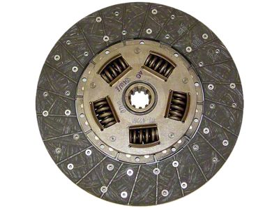 Omix-ADA 10.50 in. Clutch Disc (87-99 4.0L or 4.2L Jeep Wrangler YJ & TJ)