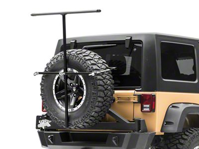 Lange The Rear Rack Frame (87-18 Jeep Wrangler YJ, TJ & JK)