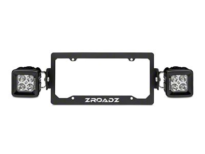 ZRoadz License Plate Frame LED Mounting Kit