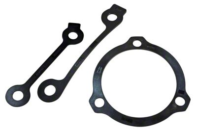 Eibach Pro-Alignment Front Camber Shim Kit (07-18 Jeep Wrangler JK)