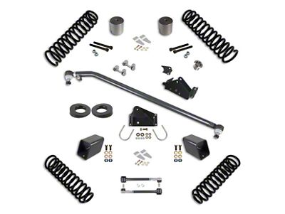 Synergy 3 in. Stage 1.5 Suspension Lift Kit (07-18 Jeep Wrangler JK 4 Door)