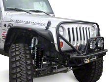 Synergy 3 in. Stage 4 Long Arm Suspension Lift Kit (07-18 Jeep Wrangler JK 2 Door)