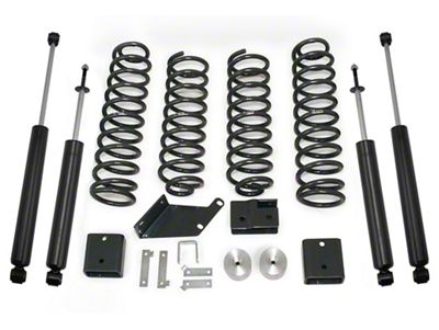 Max Trac MaxPro 3 in. Lift Kit w/ Max Trac Shocks (07-18 Jeep Wrangler JK)