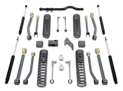 Max Trac MaxPro 4.5 in. Lift Kit (07-18 Jeep Wrangler JK)
