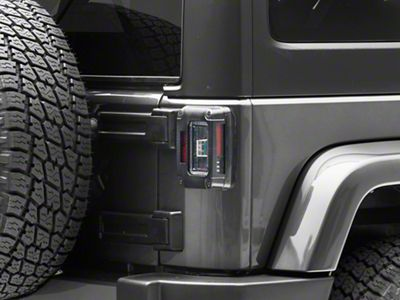 Raxiom Horizon LED Tail Lights (07-18 Jeep Wrangler JK)