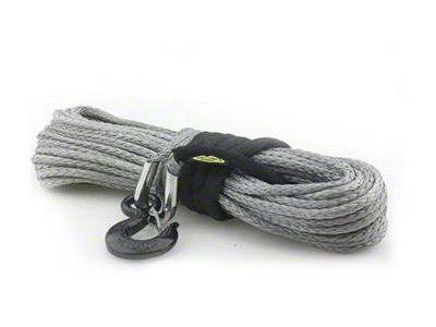 Smittybilt XRC 7/16 in. x 88 ft. Synthetic Rope - 12,000 lb.