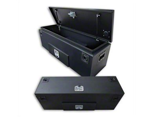 Smittybilt Adventure Storage Box (87-19 Jeep Wrangler YJ, TJ, JK & JL)