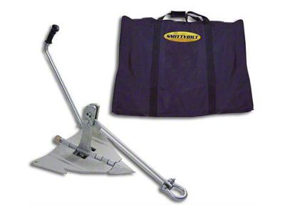 Smittybilt WASP Winch Anchor Support Platform