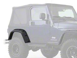 Smittybilt 6 in. Rear Fender Flares (97-06 Jeep Wrangler TJ)