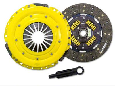 ACT HD/Perf Street Sprung Clutch Kit (87-95 Jeep Wrangler YJ; 97-06 4.0L Jeep Wrangler TJ)