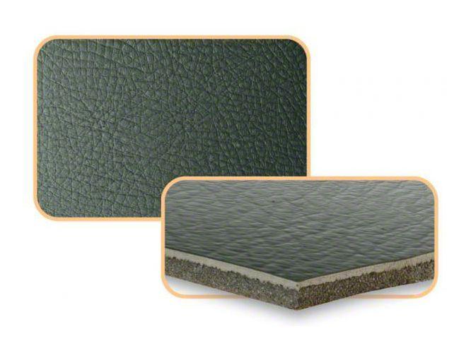 Boom Mat Leather Look Sound Barrier (87-18 Jeep Wrangler YJ, TJ, JK & JL)