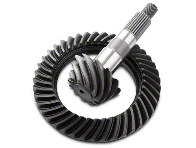 EXCEL from Richmond Dana 30 Front Ring Gear and Pinion Kit - 4.11 Gears (97-06 Jeep Wrangler TJ)
