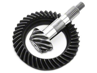 EXCEL from Richmond Dana 30 Front Ring Gear and Pinion Kit - 4.56 Gears (87-95 Jeep Wrangler YJ)