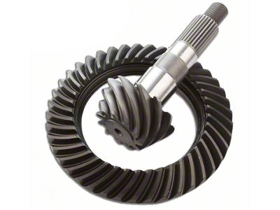 EXCEL from Richmond Dana 30 Front Ring Gear and Pinion Kit - 4.56 Gears (97-06 Jeep Wrangler TJ)