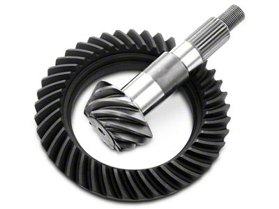 EXCEL from Richmond Dana 30 Front Axle Ring Gear and Pinion Kit - 4.88 Gears (87-95 Jeep Wrangler YJ)