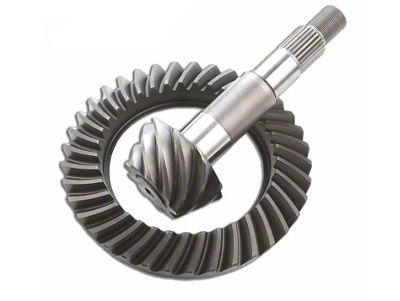 EXCEL from Richmond Dana 35 Rear Ring Gear and Pinion Kit - 4.88 Gears (87-06 Jeep Wrangler YJ & TJ)