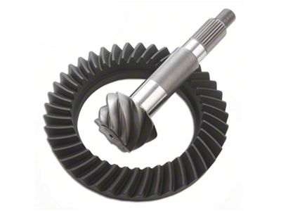 EXCEL from Richmond Dana 44 Rear Ring Gear and Pinion Kit - 4.09 Gears (87-06 Jeep Wrangler YJ & TJ, Excluding Rubicon)