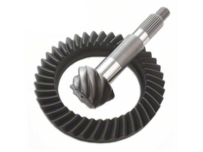 EXCEL from Richmond Dana 44 Rear Ring Gear and Pinion Kit - 4.56 Gears (87-06 Jeep Wrangler YJ & TJ, Excluding Rubicon)