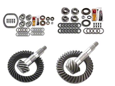 Motive Dana 30F/35R Complete Ring Gear and Pinion Kit - 4.10 Gears (87-95 Jeep Wrangler YJ)