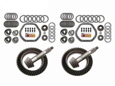 Motive Dana 44F/44R Complete Ring Gear and Pinion Kit - 4.88 Gears (03-06 Jeep Wrangler TJ Rubicon)