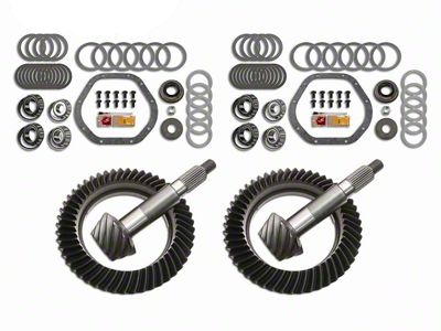 Motive Dana 44F/44R Complete Ring Gear and Pinion Kit - 5.13 Gears (03-06 Jeep Wrangler TJ Rubicon)