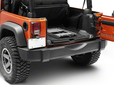 Black Forest Gear Cargo Slider (11-18 Jeep Wrangler JK)