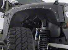 Smittybilt Gen 2 XRC Rear Fender Flares (07-18 Jeep Wrangler JK 4 Door)