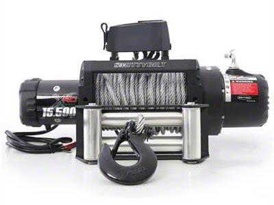 Smittybilt XRC 15.5 Gen2 Load Indicator 15,500 lb. Winch