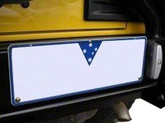 ARB Bumper License Plate Light Relocation Kit (97-06 Jeep Wrangler TJ)