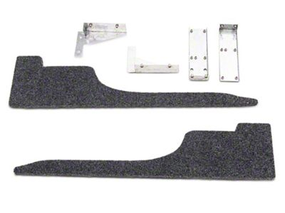 ARB Side Floor Kit (07-18 Jeep Wrangler JK)