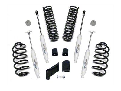 Pro Comp 2.5 in. Lift Kit w/ ES9000 Shocks (07-18 Jeep Wrangler JK)