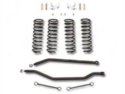 Pro Comp 3.25 in. Lift Kit (07-18 Jeep Wrangler JK 2 Door)