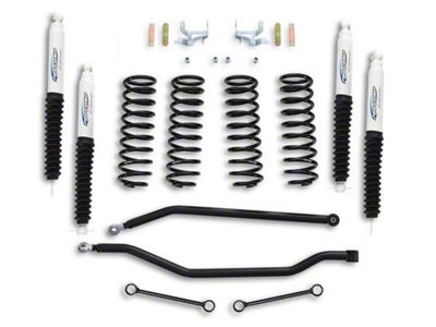 Pro Comp 3.5 in. Lift Kit w/ ES9000 Shocks (07-18 Jeep Wrangler JK)