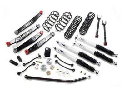 Pro Comp 4 in. Short Arm Lift Kit w/ ES9000 Shocks (07-18 Jeep Wrangler JK)