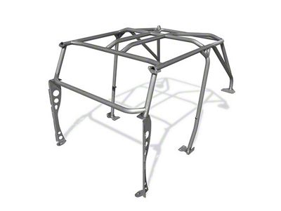 Poison Spyder Welded Lazer-Fit Full Cage (97-06 Jeep Wrangler TJ, Excluding Unlimited)