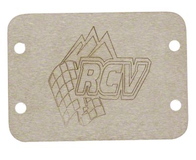 RCV Performance Products Dana 30 27 Spline Disconnect Block-Off Kit (87-95 Jeep Wrangler YJ)