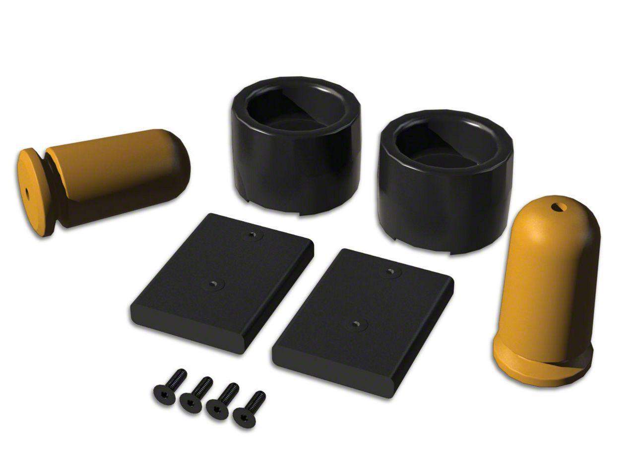 Teraflex 2.5 in. Rear SpeedBump Bumpstop Kit (07-18 Jeep Wrangler JK)