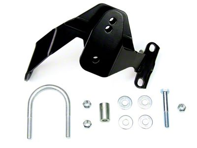 Teraflex Rear Track Bar Axle Bracket Kit for 2.5 in. Lift (07-18 Jeep Wrangler JK)