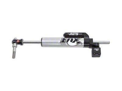 Teraflex by FOX - Adjustable Through Shaft Steering Stabilizer (07-18 Jeep Wrangler JK)